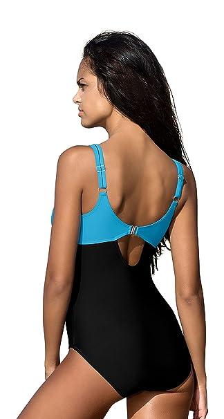 LORIN Femme Intersport Costume Maillot de Bain  Amazon.fr  Vêtements et  accessoires 8f1672dc564