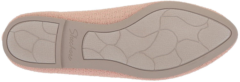 Skechers48897 - Cleo - Punkte Strickmuster, - gewellter Schaft, organisiertes Strickmuster, Punkte Skimmer Damen eb0b2c