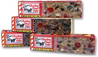 product image for Claxton Fruit Cake-2 Regular and 2 Dark One-Pound Cakes