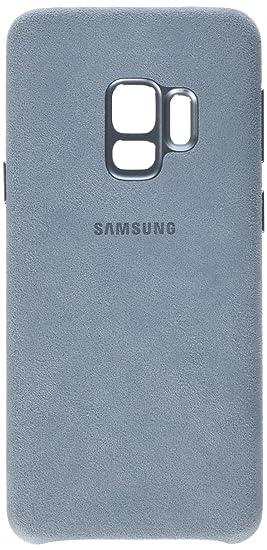 best service 84b7f 73cd9 Samsung Galaxy S9 Alcantara Case, Blue