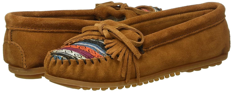 Minnetonka Women's Moccasin Hardsole Pile-Lined Slipper B000UCD3A2 Moccasin Women's df949b