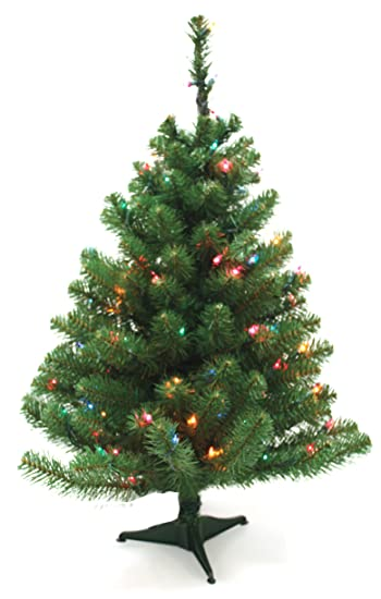 Amazon.com: Triumph Tree Co. Norway Spruce Artificial Prelit ...