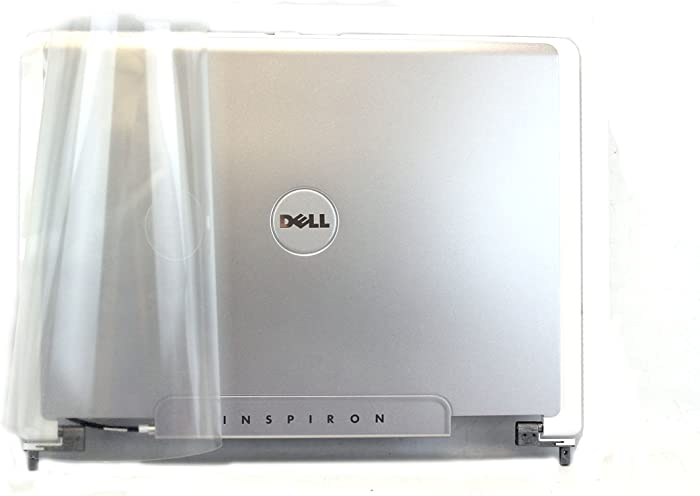 Dell Inspiron 6400 E1505 Top Cover Lid/Hinges/Latch/Antenna/Bezel UF165 NF882
