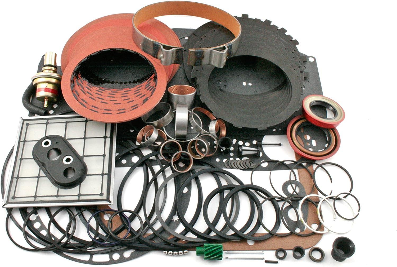 TH350 Alto Red Eagle and Kolene steel Deluxe Transmission Rebuild Kit Level 2