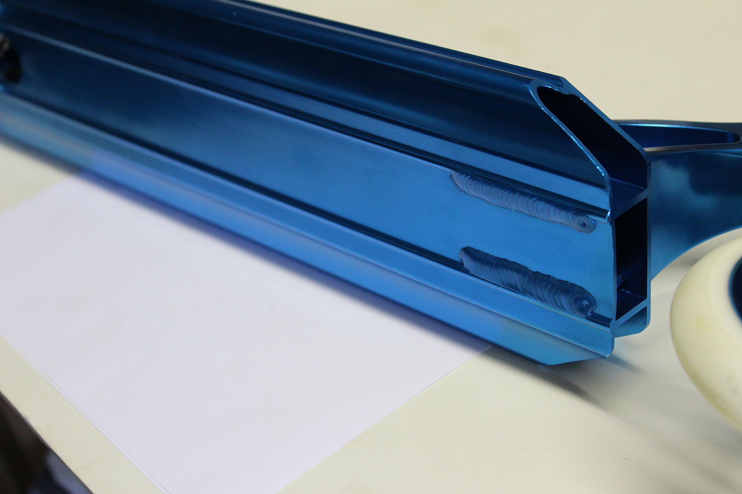 R4 Pro Comp SCS Aluminum Complete Stunt Scooter, Blue