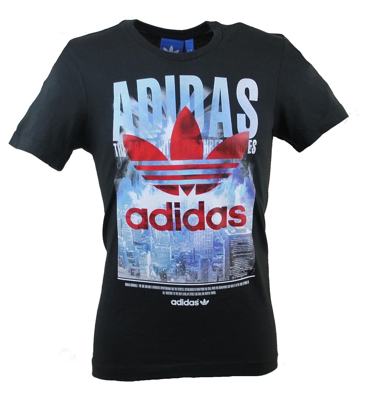 Adidas G City Tshirt Z80029 Mens Black