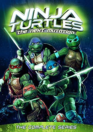 Amazon.com: Ninja Turtles: The Next Mutation: The Complete ...