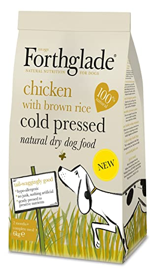 Forthglade Cold Pressed Chicken Kibbles Dry Dog Food 6 Kg Amazon
