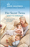 Her Secret Twins (Love Inspired)