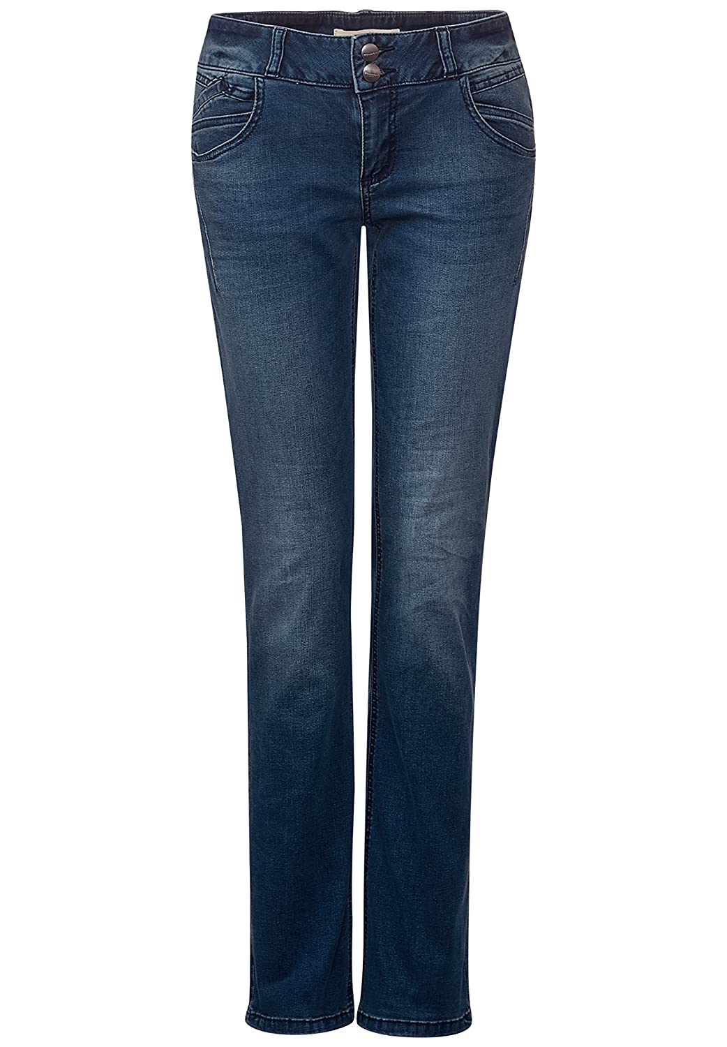 Street One Casual Fit Denim Georgia Damen