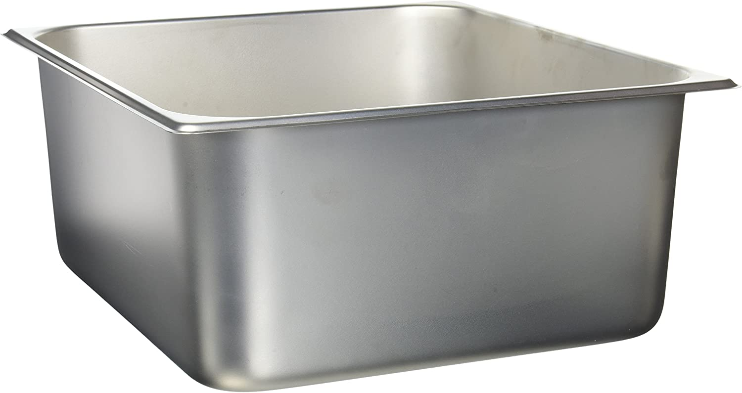 Winco 2/3 Size Pan, 6-Inch