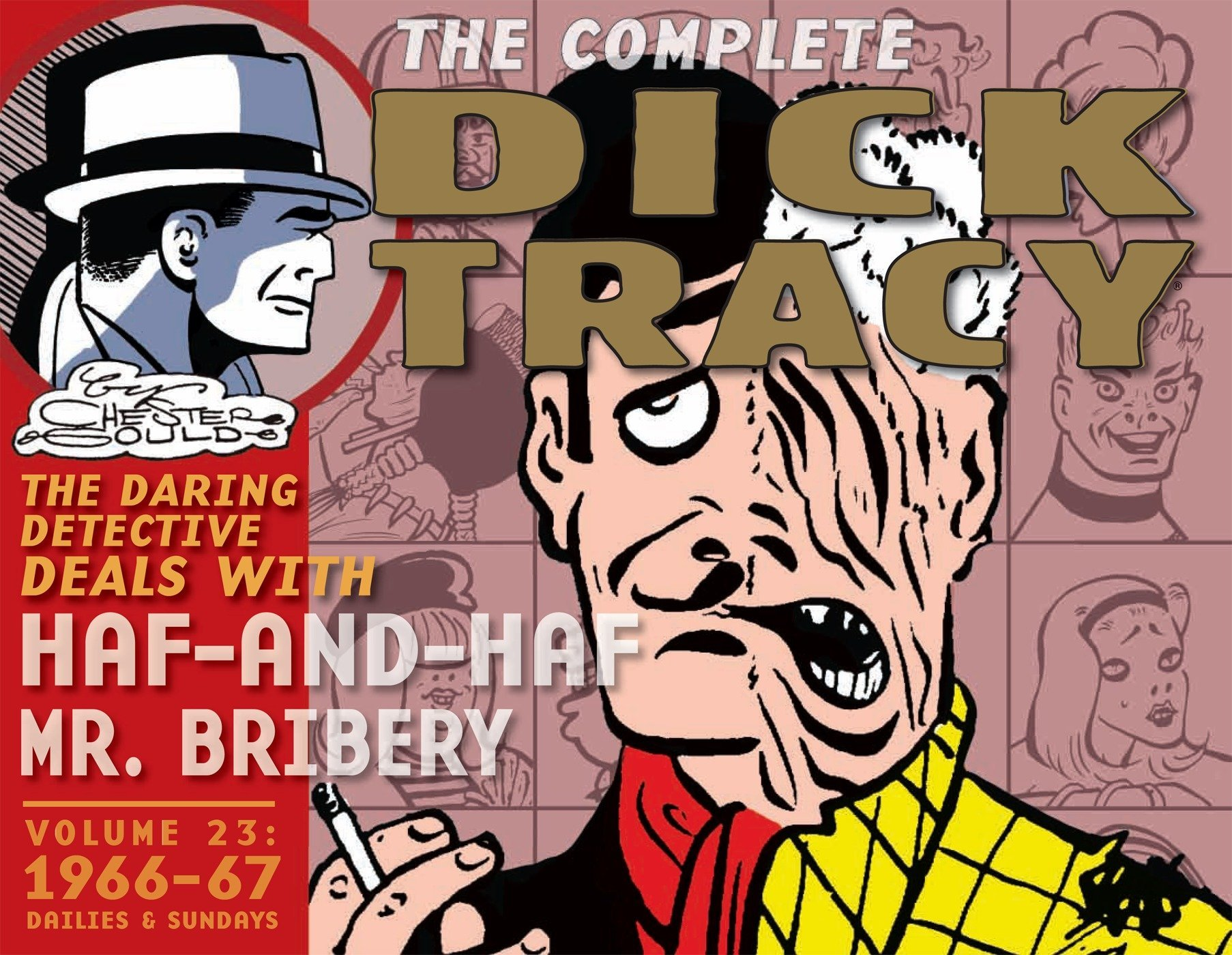 Moon space craft of dick tracy