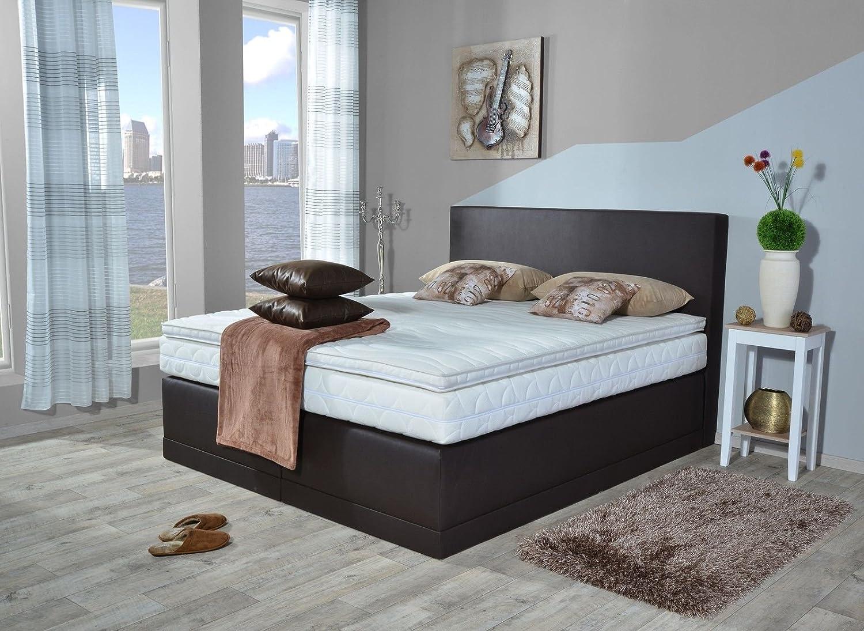 boxspringbett alex sb auch mit bettkasten oder elektrisch. Black Bedroom Furniture Sets. Home Design Ideas