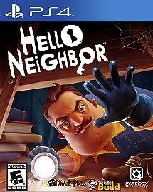 Amazon Com Hello Neighbor Playstation 4 Gearbox Publishing Llc
