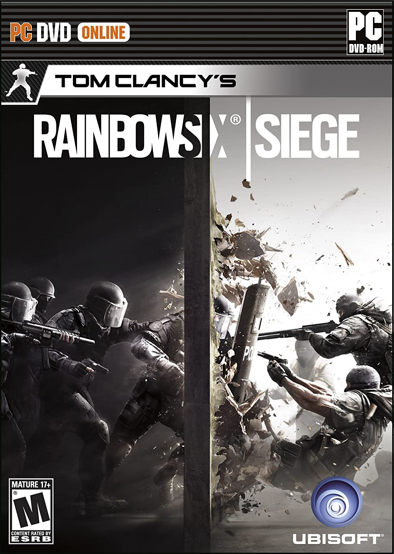Amazon com: Tom Clancy's Rainbow Six Siege - PC: Video Games