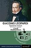 Operette morali. Con i Pensieri in appendice (I Grandi Classici Multimediali Vol. 11)