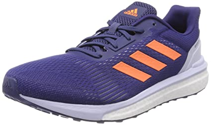 f05fde90b5d Image Unavailable. Image not available for. Color  adidas Response Boost ST  Womens Running Shoes - Blue-5.5