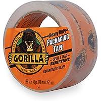 Gorilla 6042502 Heavy Duty Packaging Tape Refill, 48mm x 37m, Clear