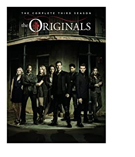 Book Cover:                                                                             The Originals: The Complete Third Season