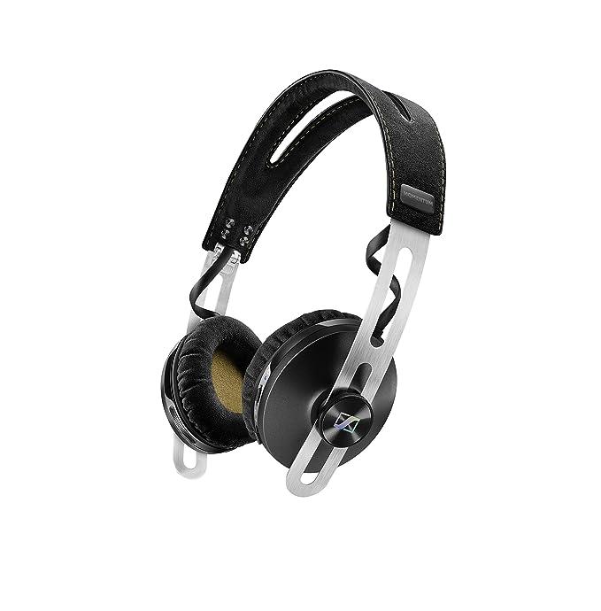 Sennheiser Momentum On-Ear Wireless Kopfhörer, schwarz