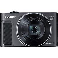 Canon - Powershot SX620 - Appareil photo numérique compact - Noir