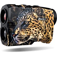 Bozily Laserafstandsmeter jacht/golf, 1500 yards Wild Coma afstandsmeter met scan, hoek en rechte afstand, 6 x…
