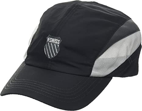 K-Swiss Gorra Ks Bigshot Pro Cap Negro/Gris Única: Amazon.es: Ropa ...
