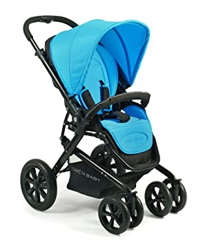 color fucsia CHIC 4/Baby 155/80/Sport carro Pronto