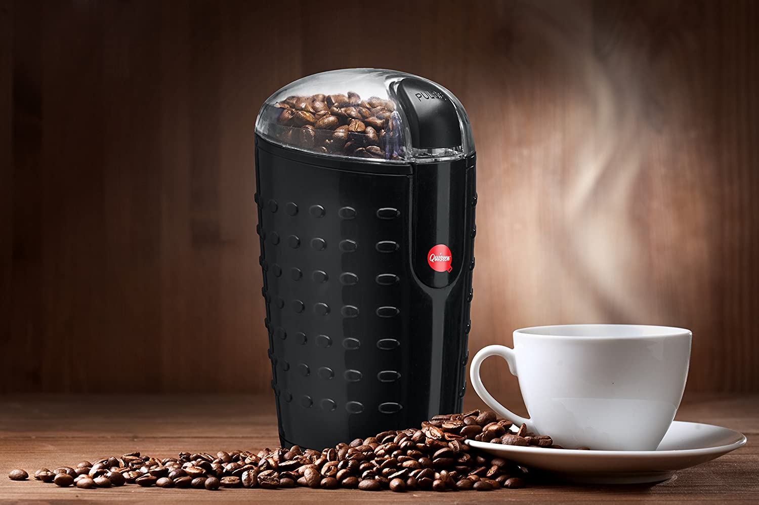 Quiseen One-Touch Coffee Grind...