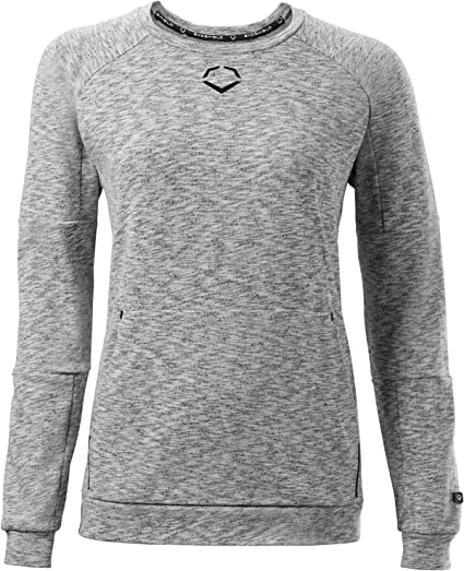 EvoShield Kick Back Fleece Heather Grey Medium