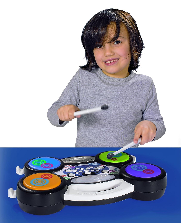Simba 106835639 - My Music World I-Drum mit MP3 Funktion Simba Toys