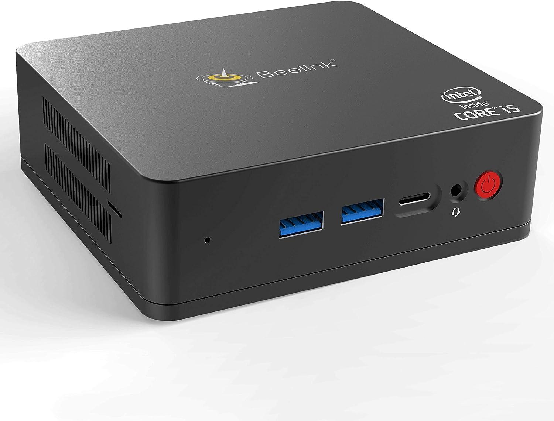 Intel Core i5-5257u Processor 8GB RAM 256GB SSD Mini PC