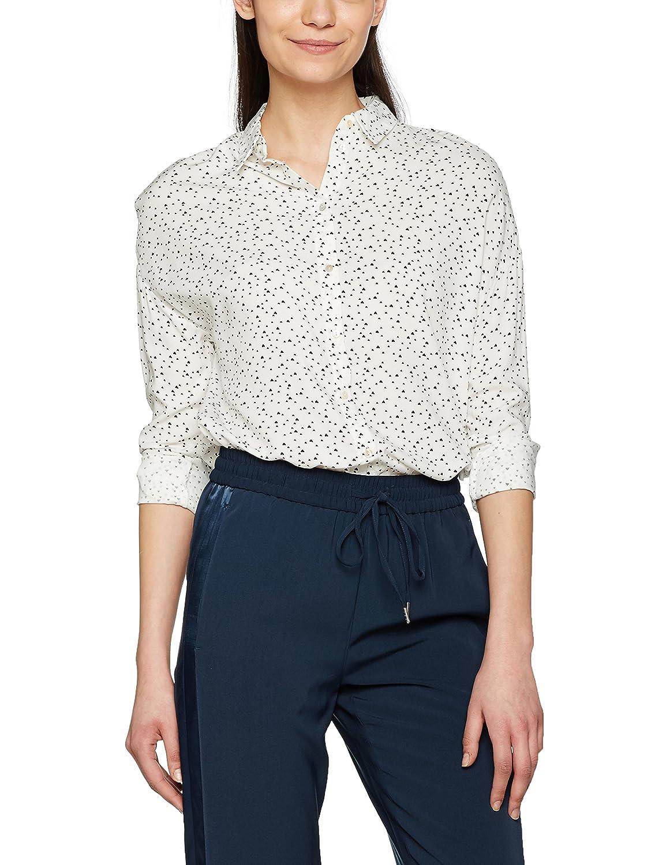 Only Onlzafran L/S Shirt Sweet Wvn Blusa para Mujer