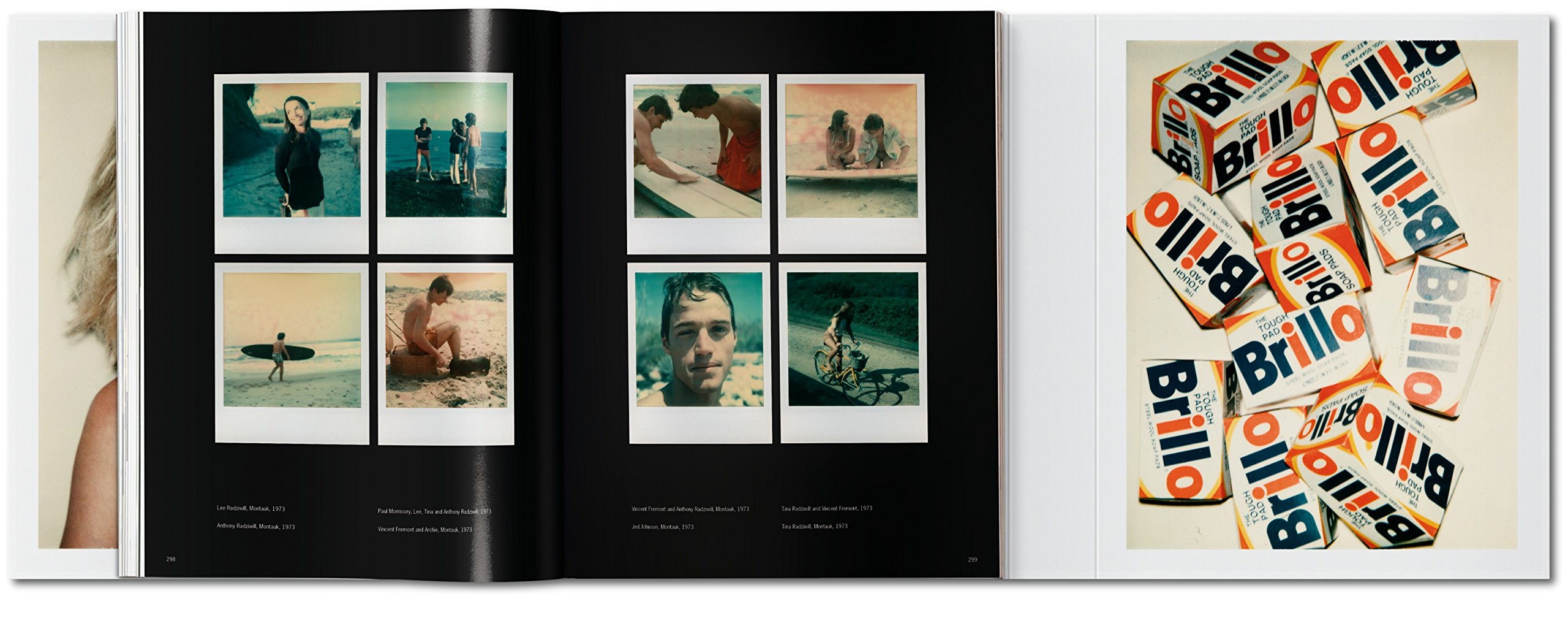 Polaroids XL Andy Warhol
