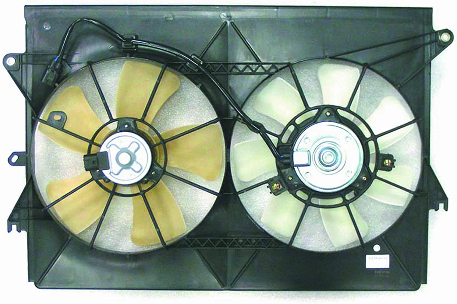 DEPO 312-55040-000 Replacement Engine Cooling Fan Assembly (This product is an aftermarket product. It is not created or sold by the OE car company)