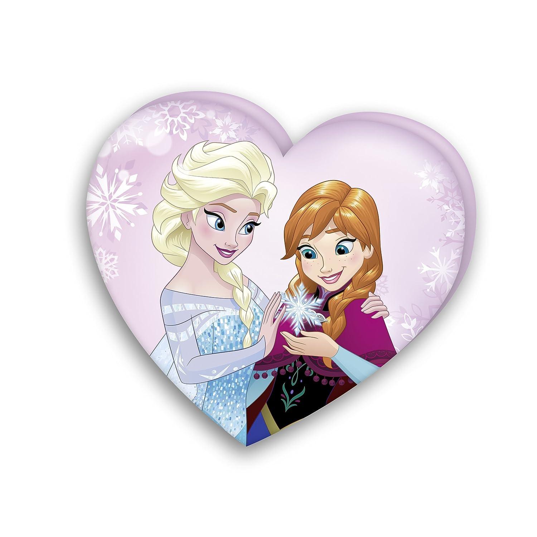 Kinder Kuschelkissen Die Eiskönigin Frozen Disney 40x40cm Kinderkopfkissen Neu