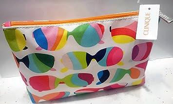 Clinique gafas de sol tema patrón cosméticos/bolsa de ...