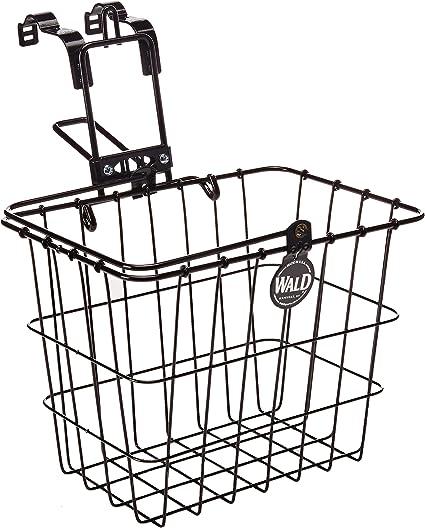 NEW Wald 585 Rear Bicycle Basket 14.5 x 9.5 x 9 FREE SHIPPING