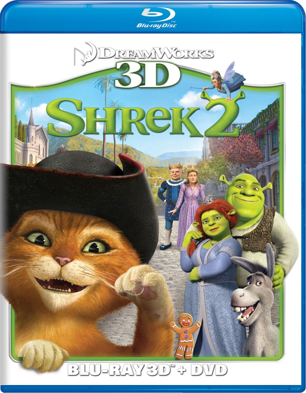 Shrek 2 3d: Amazon.de: DVD & Blu-ray