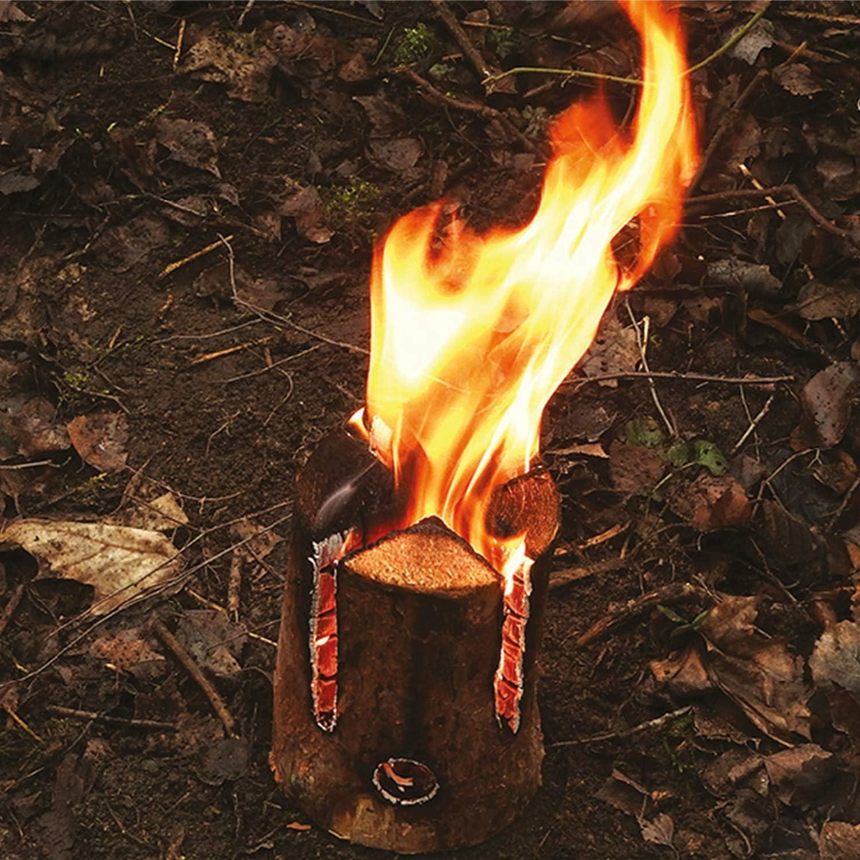 Torche Anti-moustiques avec m/èche dallumage com-four/® 3X Feu su/édois pour /éloigner Les moustiques et Les Insectes