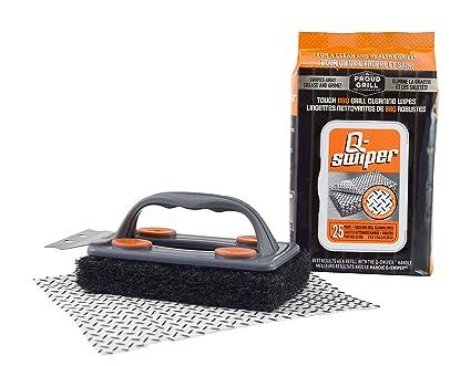 Amazon.com: Q-Swiper Juego de cepillo limpiador para ...