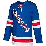 adidas New York Rangers NHL Men's Climalite Authentic Team Hockey Jersey