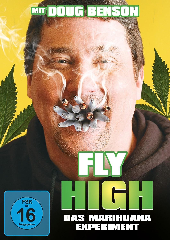 Fly High - Das Marihuana Experiment [Alemania] [DVD]