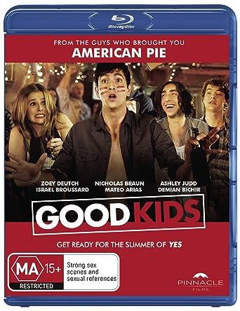 Good Kids: Chris McCoy, Zoey Deutch, Israel Broussard, Nicholas