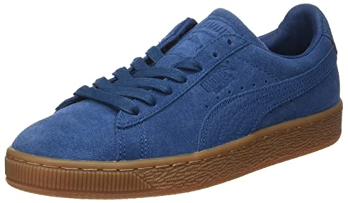 Puma Zapatillas Suede Classic Natural Warmth, Zapatillas Puma  Unisex Adulto: 5c6b93
