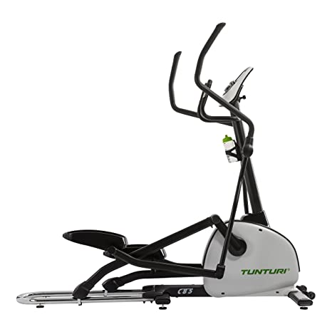 Tunturi C85 de F Cross Trainer Endurance Ellipse Trainer, Gris de Wei & szlig; One Size: Amazon.es: Deportes y aire libre