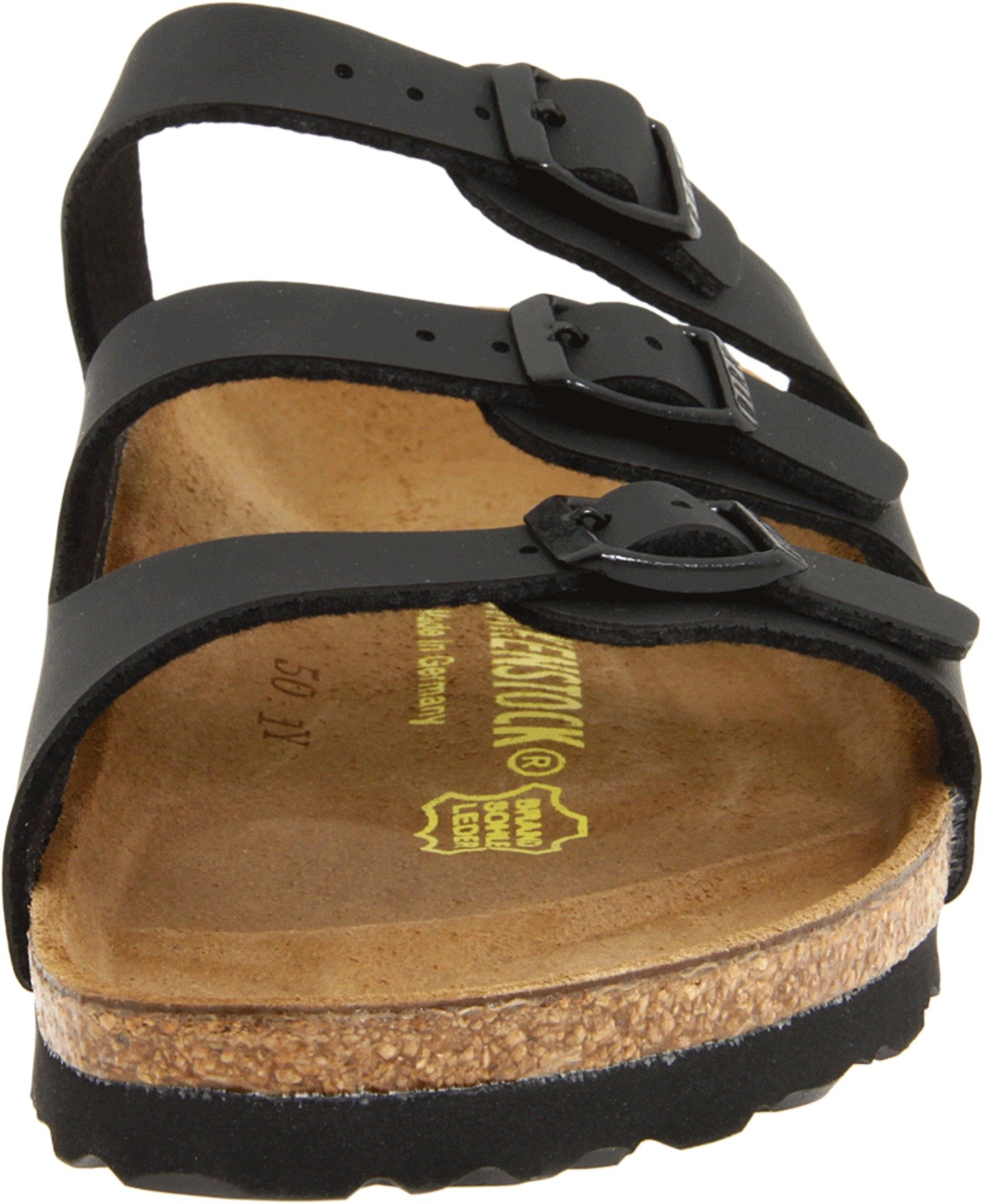 Birkenstock Women's Florida Sandals,Black,38 N EU / 7-7.5 AA(N) US by Birkenstock (Image #4)