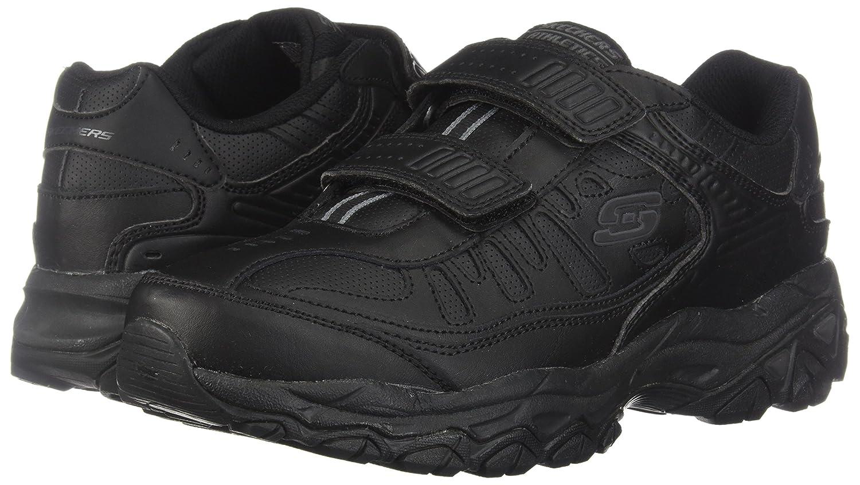 Skechers-Men-039-s-After-Burn-Memory-Fit-Strike-Off-Lace-Up-Sneaker thumbnail 16