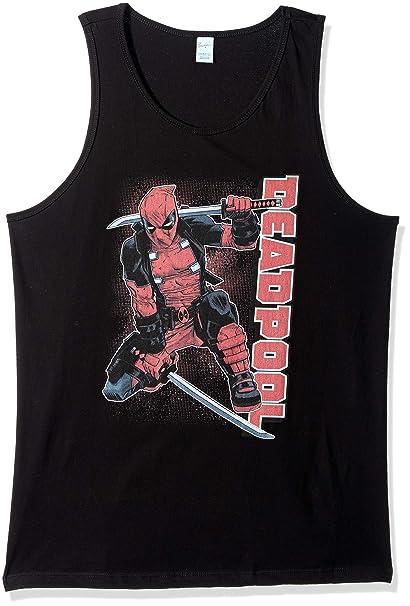 Amazon.com: Marvel - Camiseta de tirantes para hombre ...