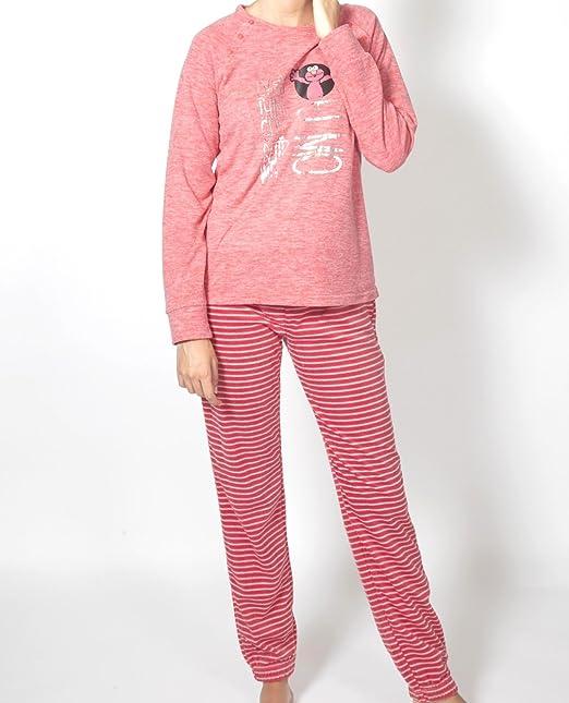 Pijama Polar ELMO para Mujer GISELA (L)